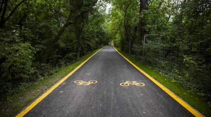 Magyar Közút – Kerékpárút projekt